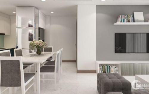 Cần bán căn hộ 2PN full NT, 3 tỷ 9, Vinhomes tầng cao tòa Central LH: 0931.46.7772