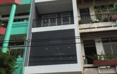 Bán gấp nhà MT 36/… đường D2, Bình Thạnh, DT:  4.3x20m, 4 lầu mới, giá chỉ 14 Tỷ