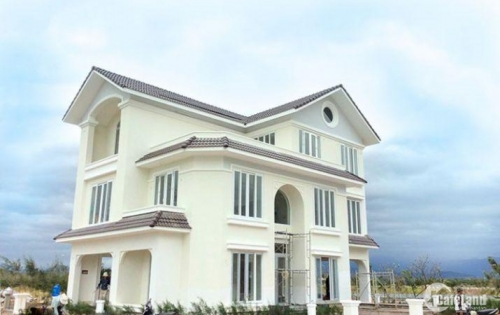 Biệt Thự View Biển Cam Ranh, Liền Kề Sân Bay Cam. Giá Chỉ 6,9 Tỷ/Căn, Sở Hữu Lâu Dài