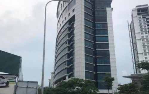 Bán tòa nhà văn phòng phố Nguyễn Khánh Toàn 63m 10 tầng giá 25.5 tỷ
