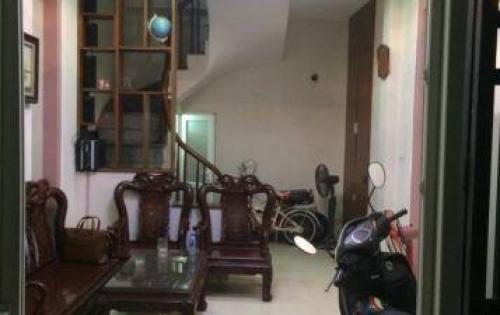 Nhà riêng 5 tầng Nguyễn Khang, mặt ngõ rộng 3m, nhà đẹp, 27m2, 2.6 tỷ.