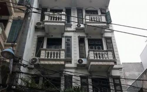 Bán nhà phố Nguyễn Khánh Toàn, Cầu Giấy, 100mx5 tầng, MT 6.5m. Kinh doanh. Giá 9.5 tỷ. LH 0988.954.278.