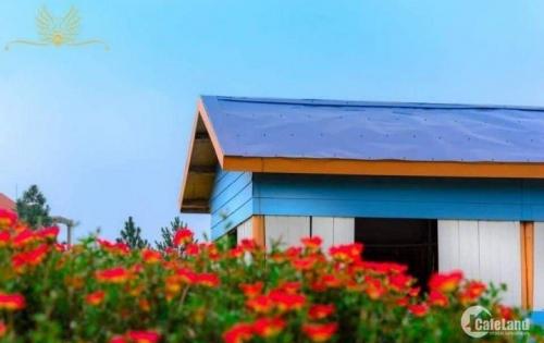 Bán Biệt Thự 200m2 ,view Hồ bán nguyệt ,vườn hoa dự án The Phoenix Garden , LH:0326873541