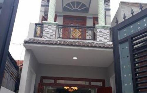 Bán nhà 1 trệt 1 lầu,giá rẻ,buôn bán sầm uất,đường trần qúy cáp,dĩ an,bình dương,100m
