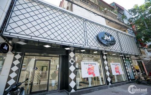 Sang nhượng shop thời trang Phạm Ngọc Thạch vị trí cực đẹp, 45m2, 1 tầng, Mt 5m.