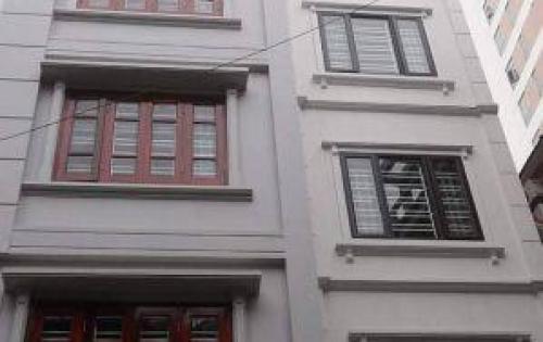 Bán nhà đẹp khu Tây Sơn, phân lô ôtô, 50m2 x 5 tầng.