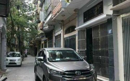 Chính chủ bán nhà phân lô Thái Hà ô tô đỗ cửa 39m 4 tầng mặt tiền 3,9 m giá 5,9 tỷ