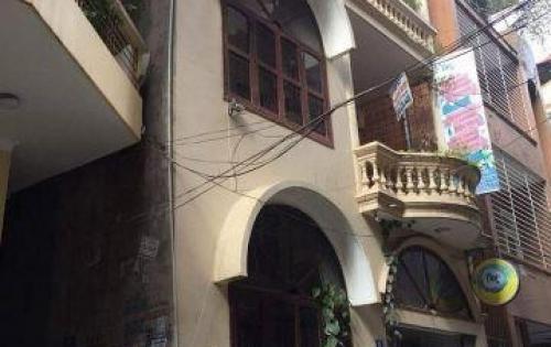 Bán nhà tại phố Huỳnh Thúc Kháng – quận Đống Đa diện tích ( 7,7m x 63m) đường ôtô đua ..giá bán 11,8 tỷ