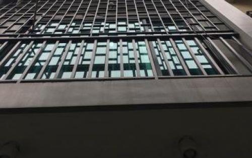 Biệt thự mini 6 tầng phong cách Châu Âu sát mặt phố Hào Nam – 4.75tỷ