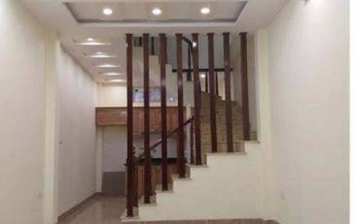 Nhà mới nhà đẹp Hồ Đắc Di, 35m2 giá 3.85 tỷ.
