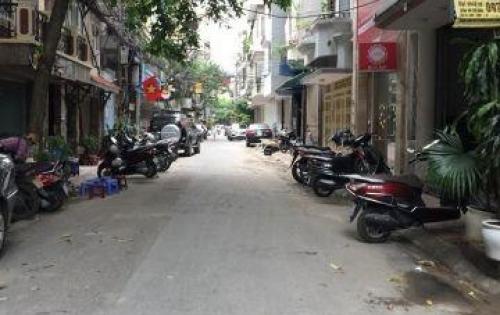 Nhà phân lô ô tô đỗ cửa, vỉa hè Nguyễn Chí Thanh, KD đỉnh,46m2, 8.5 tỷ.