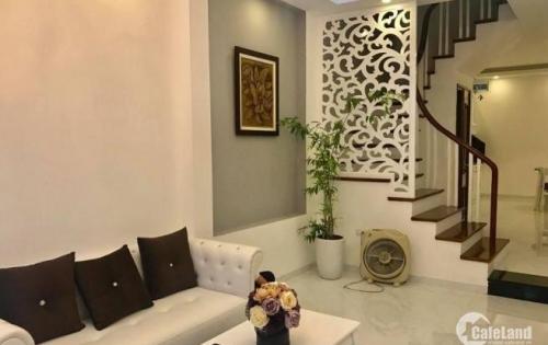 Bán nhà riêng Yên Lãng, 42m2 nhà mới, lô góc, giá 5.45 tỷ.