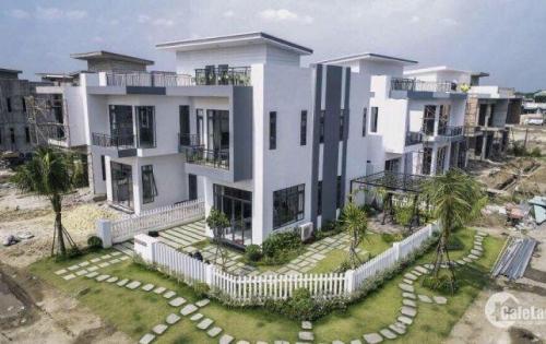 Đẳng cấp nghỉ dưỡng với khu biệt thự xanh liền kề - Bella Villa