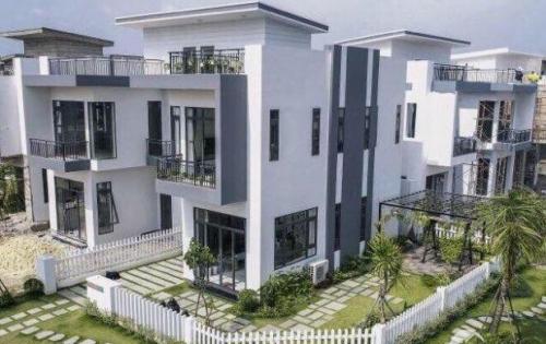 Bán KĐT biệt thự Bella Villa trung tâm thị trấn Đức Hòa. TT 30% nhận nhà ngay, CK 5%, tặng STK 20tr