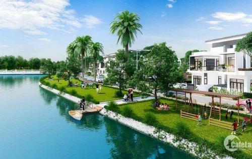 CĐT Trần Anh mở bán GĐ2 khu biệt thự nghỉ dưỡng Bella Villa, view sông, 2.5tỷ/căn, DT 8x15m, CK 5%