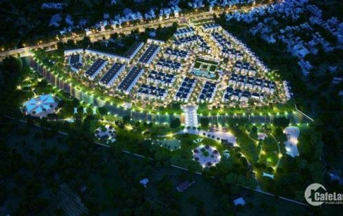 Biệt thự vườn Bella Villa ngay trung tâm thị trấn Đức Hòa – Long An