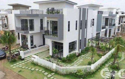 Chỉ với 1,2 tỷ QK có thể sở hữu 1 căn biệt thự mini xinh đẹp tại TT Đức Hòa