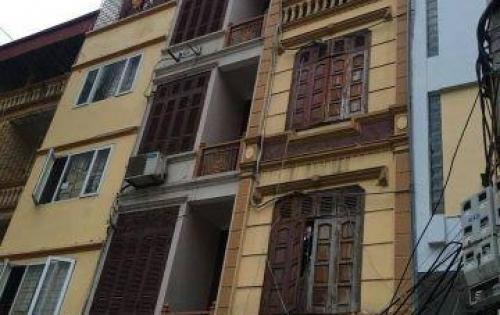 Gia đình cần bán nhà tại đường Chiến Thắng, Hà Đông diện tích 30m2, mặt tiền 6m.