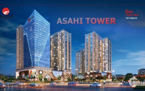 Cần bán căn hộ chung cư cao cấp theo phong cách Nhật Bản.