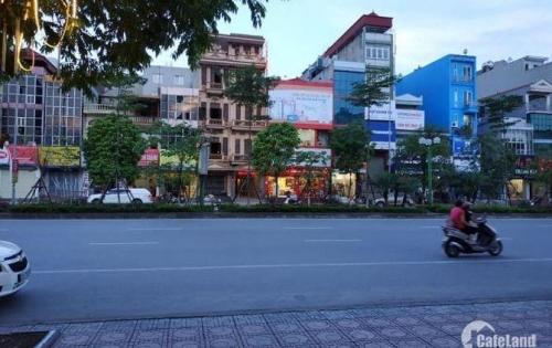 Bán nhà mặt Phố Trần Khát Chân, kinh doanh sầm uất 58mx4 tầng, 18.5 tỷ.
