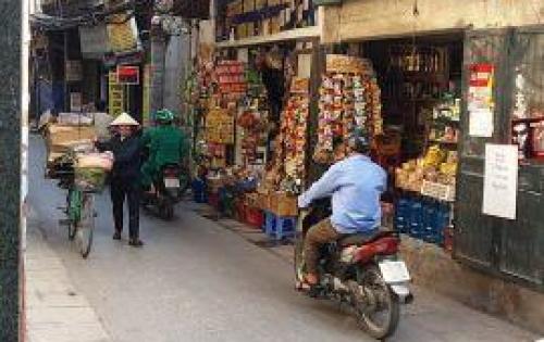 Bán nhà ngõ 266 Lê Thanh Nghị – Giải Phóng, kinh doanh sầm uất, 50m2, 5 tầng, giá 6.5 tỷ