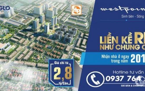 Bán nhà phố: diện tích 72m, 3,5 tầng, giá 2,8 tỷ