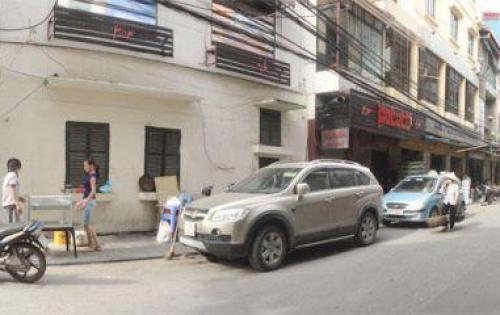 Bán nhà mặt phố Lương Ngọc Quyến, MT rộng 8m, 30m2 x 3 tầng, 24 tỷ