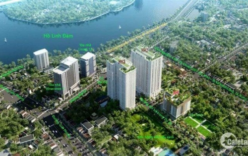 Cơ hội cuối cùng nhận nhà đón Tết cùng Eco Lake view- chung cư cao cấp tiện ích nhất quận Hoàng Mai