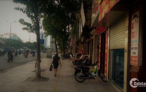 Bán nhà mặt phố Hoàng Mai, 51m2, 9.1 tỷ, mặt tiền 4.9m.