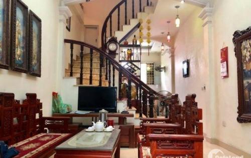 Chính chủ cần bán gấp nhà Minh Khai 38m2x5t, còn mới, ngõ rộng, 3 tỷ.