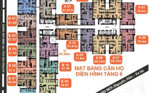 Nhận đặt chỗ dự án chung cư Bea Sky Nguyễn Xiển - Giá trần chỉ từ 27-29tr/m2