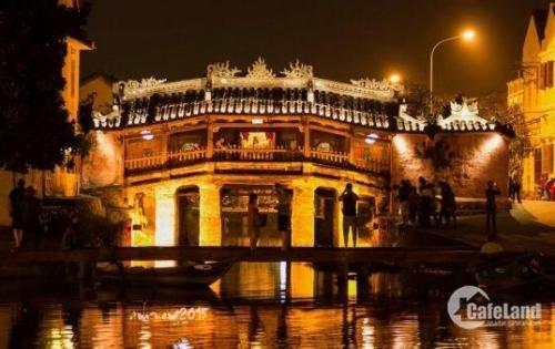 Cần bán đất cho nhà đầu tư xây khách sạn thành phố cổ Hội An quảng nam