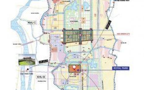 Royal park Huế-Cơ hội đầu tư trung tâm thành phố HUẾ