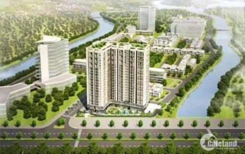 Bán căn hộ Dynamic, Nguyễn Văn Linh - Bình Chánh, dt 46m2, giá chỉ 1 tỷ/căn