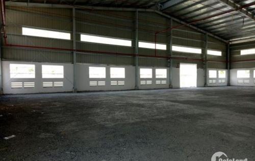 Bán kho xưởng 380m2 đường QL 50, Bình Chánh giá 8,6 tỷ
