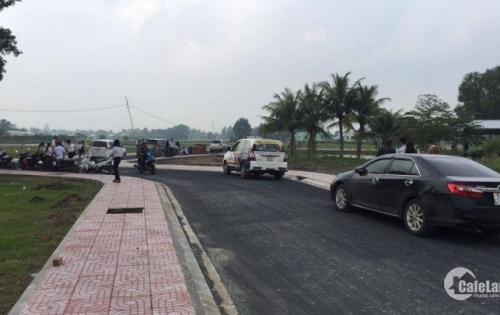 Bán gấp đất mặt tiền tỉnh lộ 835, cách chợ Gò Đen 3km
