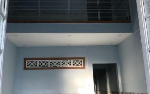 Bán nhà trệt lửng 70m2 đường liên ấp 123 Vĩnh Lộc A