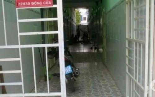 Bán gấp dãy nhà trọ đang cho thuê kín phòng, KCN Lê Minh xuân, Bình Chánh, SHR