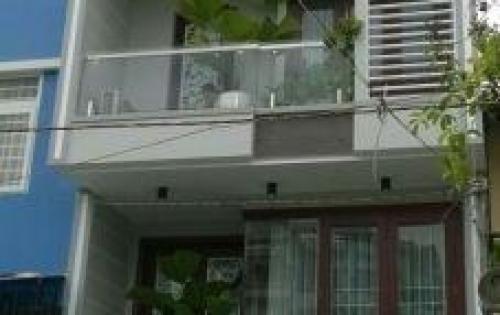 Bán gấp nhà 4 lầu có sân thượng, KCN Tân Đô Tân Đức, MT TL 10, SHR, 80m2