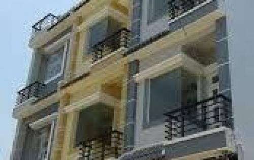 Bán căn nhà 1 lầu đúc thiệt ngay mặt tiền Bông Văn Dĩa, giá 980tr