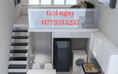 Căn hộ Mini 40m2 SHR Nguyễn Văn Bứa