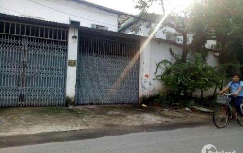 Xưởng Nguyễn Thị Thử, Hóc Môn, DT 534m2, đường xe Công, giá 8,5 tỷ - LH 0908517057