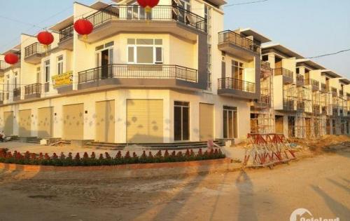 Mở bán thêm 80 căn nhà phố, 1 trệt 2 lầu đúc, 2,5 tấm, giá chỉ từ 1.7 tỷ/1 căn, SHR