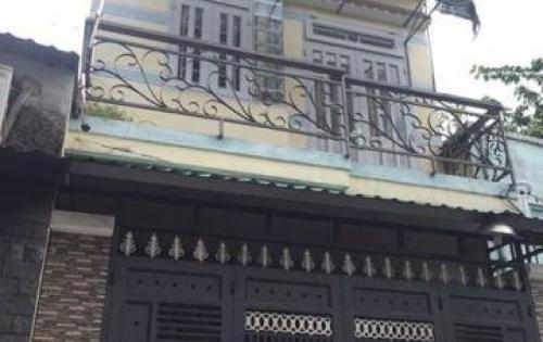 Cần bán gấp căn nhà 1 trệt 1 lầu mới xây ở Lê Lợi –Hóc Môn ,5x16 sổ hồng riêng. Giá 1,1 tỷ Lien hệ 0901493956
