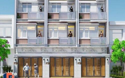 Bán nhà đường Nguyễn Bình, khu Uỷ Ban, Huyện Nhà Bè, TP.HCM DT 105m2, 2 lầu, 4PN giá 1.87 tỷ
