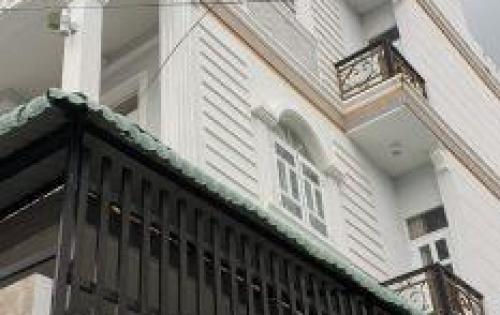 Bán nhà hẻm 1806 Huỳnh Tấn Phát, Nhà Bè, Mặt tiền hẻm chính. góc 2 mặt tiền, 3 lầu, DT 82.5m2 giá 4.6 tỷ