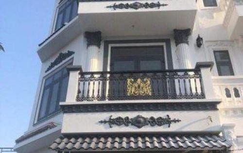 Bán Nhà Hẻm 2177 Huỳnh Tấn Phát Thị Trấn Nhà Bè, DT 165m2, 2 lầu, 4PN, tặng toàn bộ nội thất cao cấp giá 4.35 tỷ