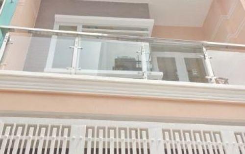 Bán nhà 1 lầu mới đẹp hẻm xe hơi 2329 Huỳnh Tấn Phát, Nhà Bè.