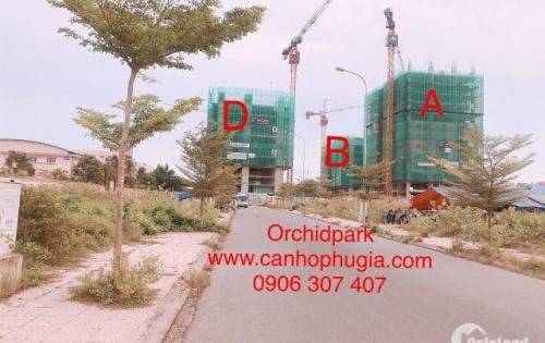 Chỉ 15,5tr/m2 để sở hữu căn hộ Orchidpark Nhà Bè, liền kề Phú Mỹ Hưng Quận 7