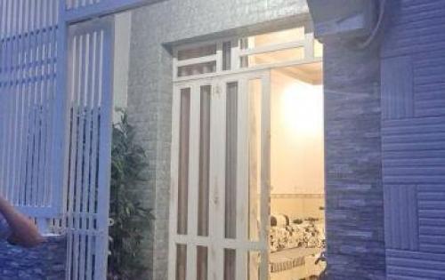 Bán nhà cấp 4 mới đẹp hẻm 2463 Huỳnh Tấn Phát huyện Nhà Bè